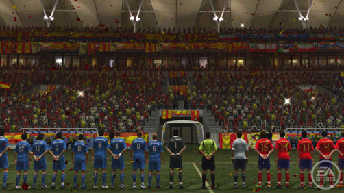 2010 Fifa world cup game